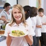 Menús escolares con menor desperdicio alimentario