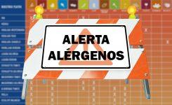 ¿Eres alérgico o intolerante a algún alimento? Para tu tranquilidad consulta la Red de Alertas de Alérgenos de AECOSAN