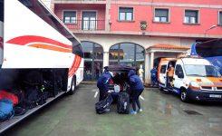 Posible intoxicación alimentaria en un hotel de Vilanova de Arousa