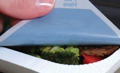 Envases que detectan alimentos en mal estado