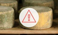 Alerta por listeria encontrada en una marca de quesos