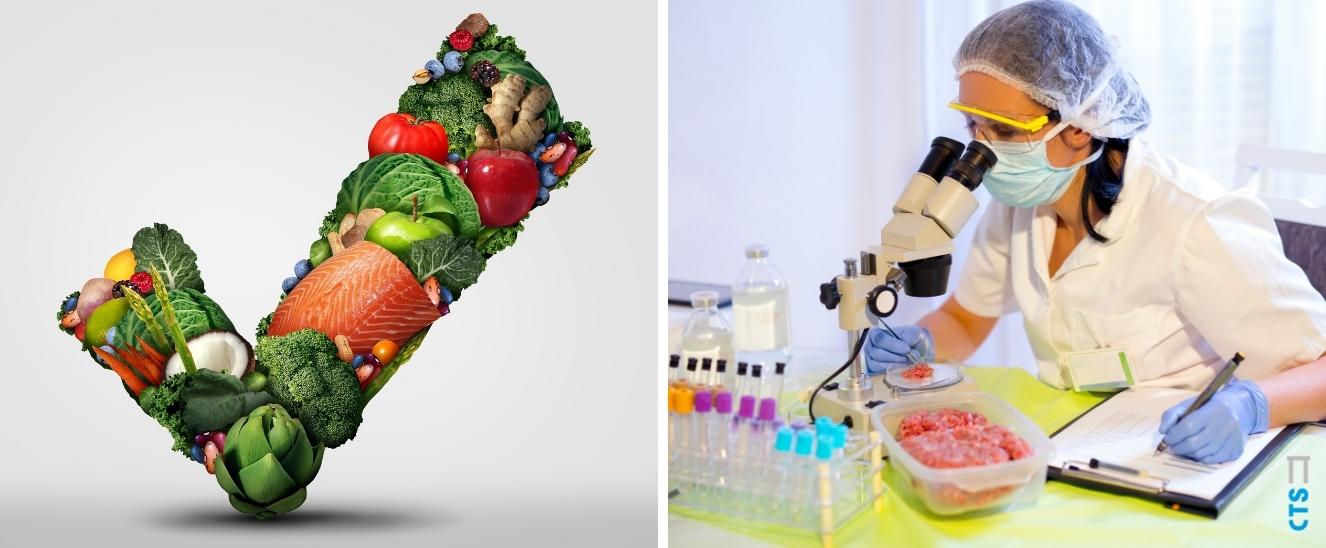Niveles aceptables del producto alimenticio, importante en la APPCC